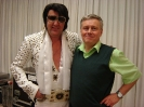 CZ Elvis ve a kameraman, fotograf, kamarád Mirek Neuman