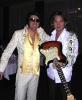 Maťo Ďurinda (Tublatanka) s Elvisem