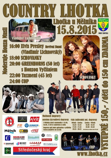 Country Lhotka 15.8.2015